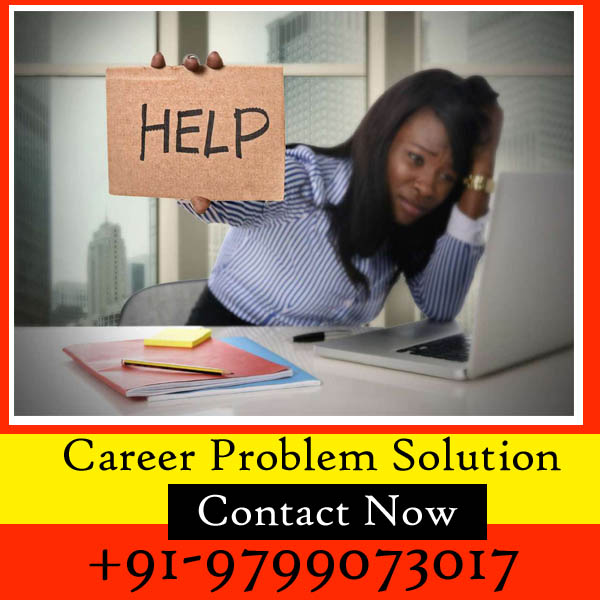 Career problem solution